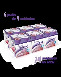 Fortimel Protein 125 Frutos Rojos